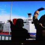 NHKドキュメント72時間 1月26日は津軽海峡連絡船